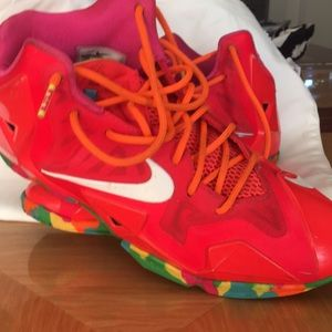 Nike Lebron Fruity Peebles